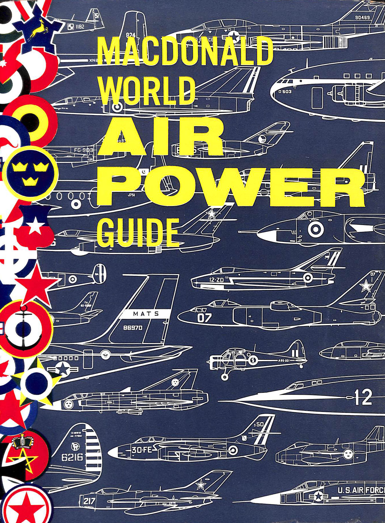 Image for Macdonald world air power guide