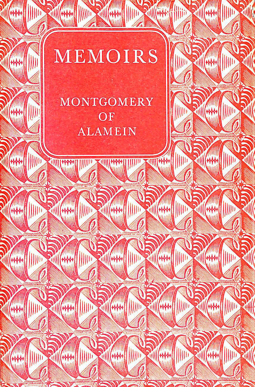Image for Memoirs of Montgomery of Alamein (Field Marshal)