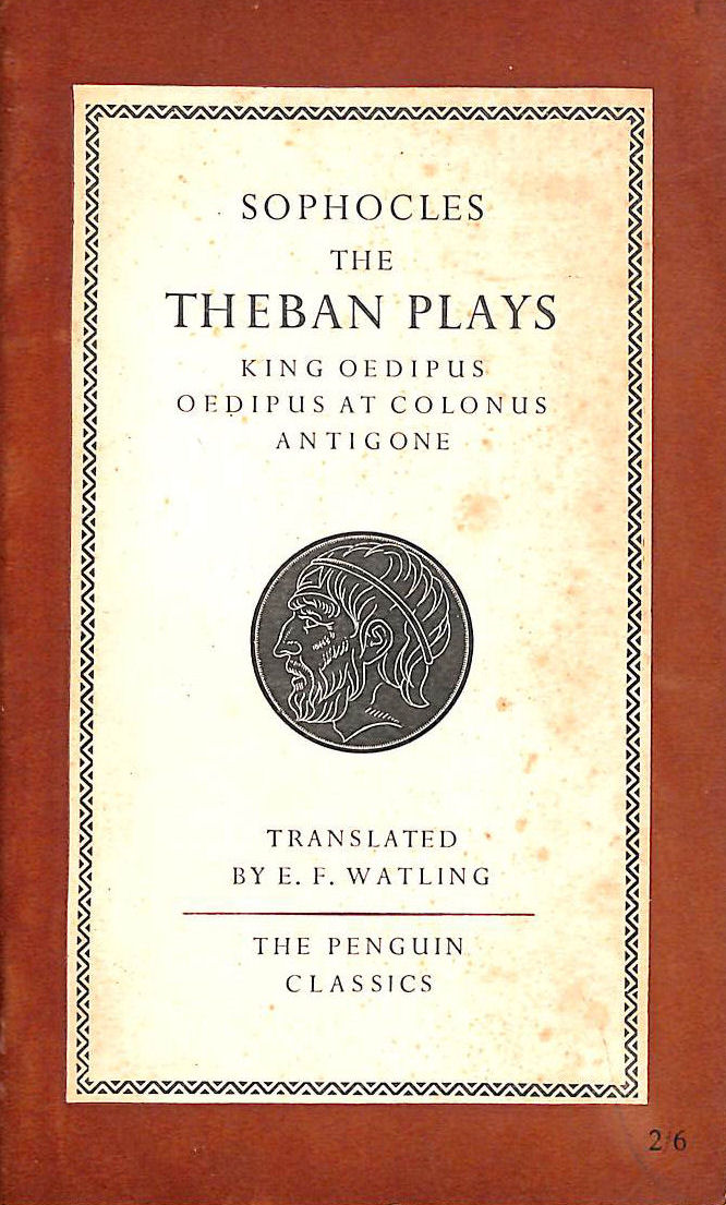 Image for The Theban Plays