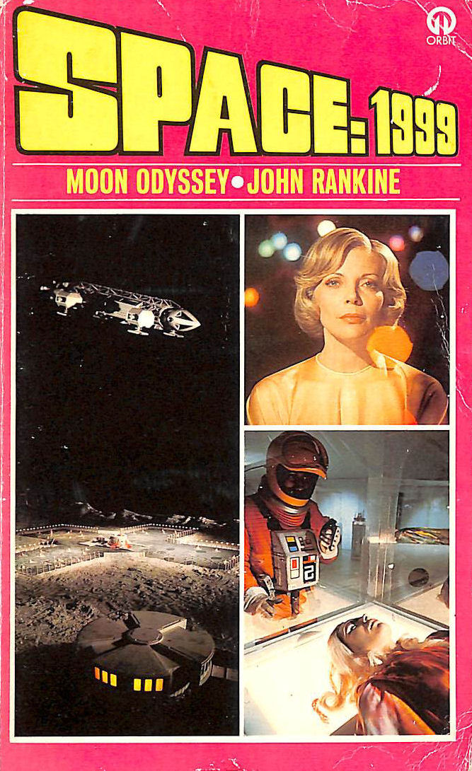 Image for Moon Odyssey (Space 1999 S.)