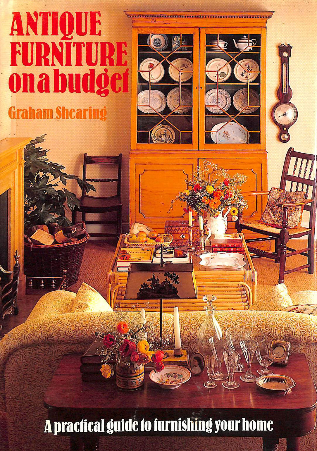 Image for Antique Furniture on a Budget