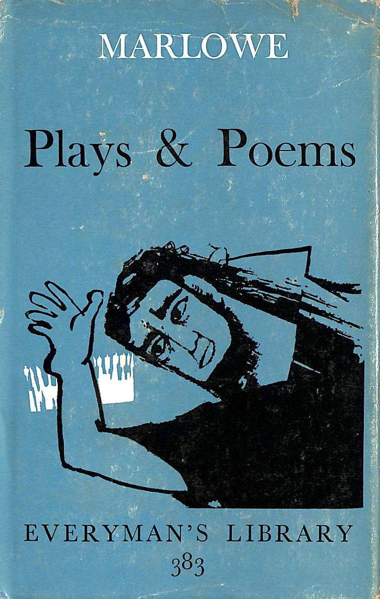 Image for Marlowe'S Plays And Poems