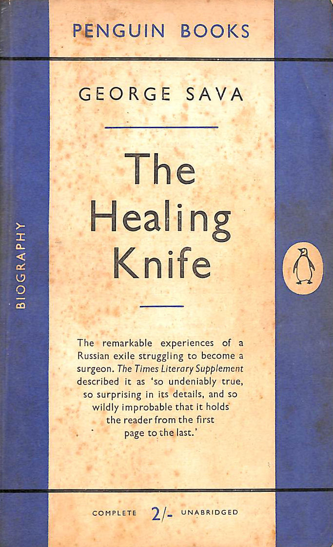 Image for The Healing Knife