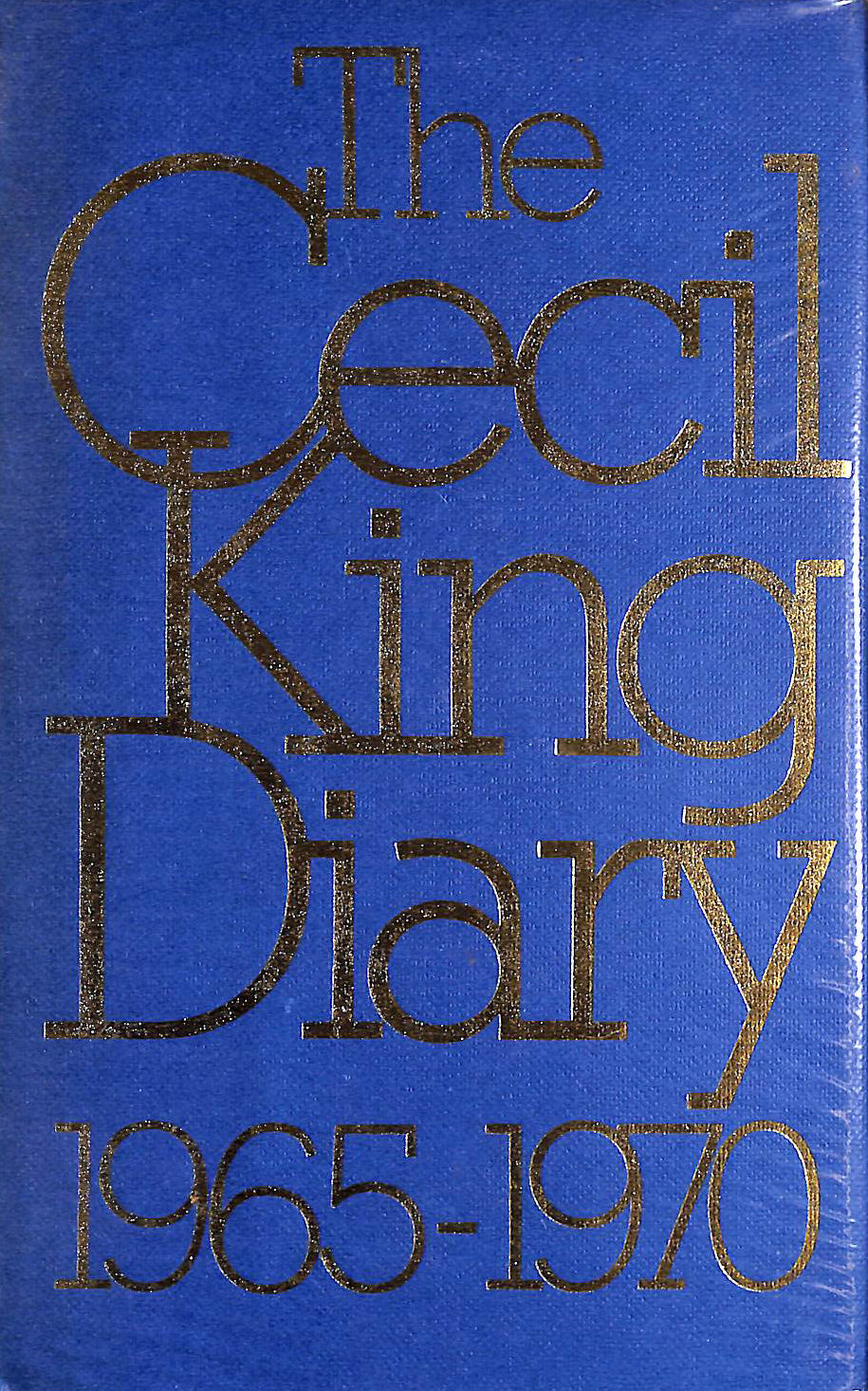 Image for The Cecil King Diary 1965 - 1970