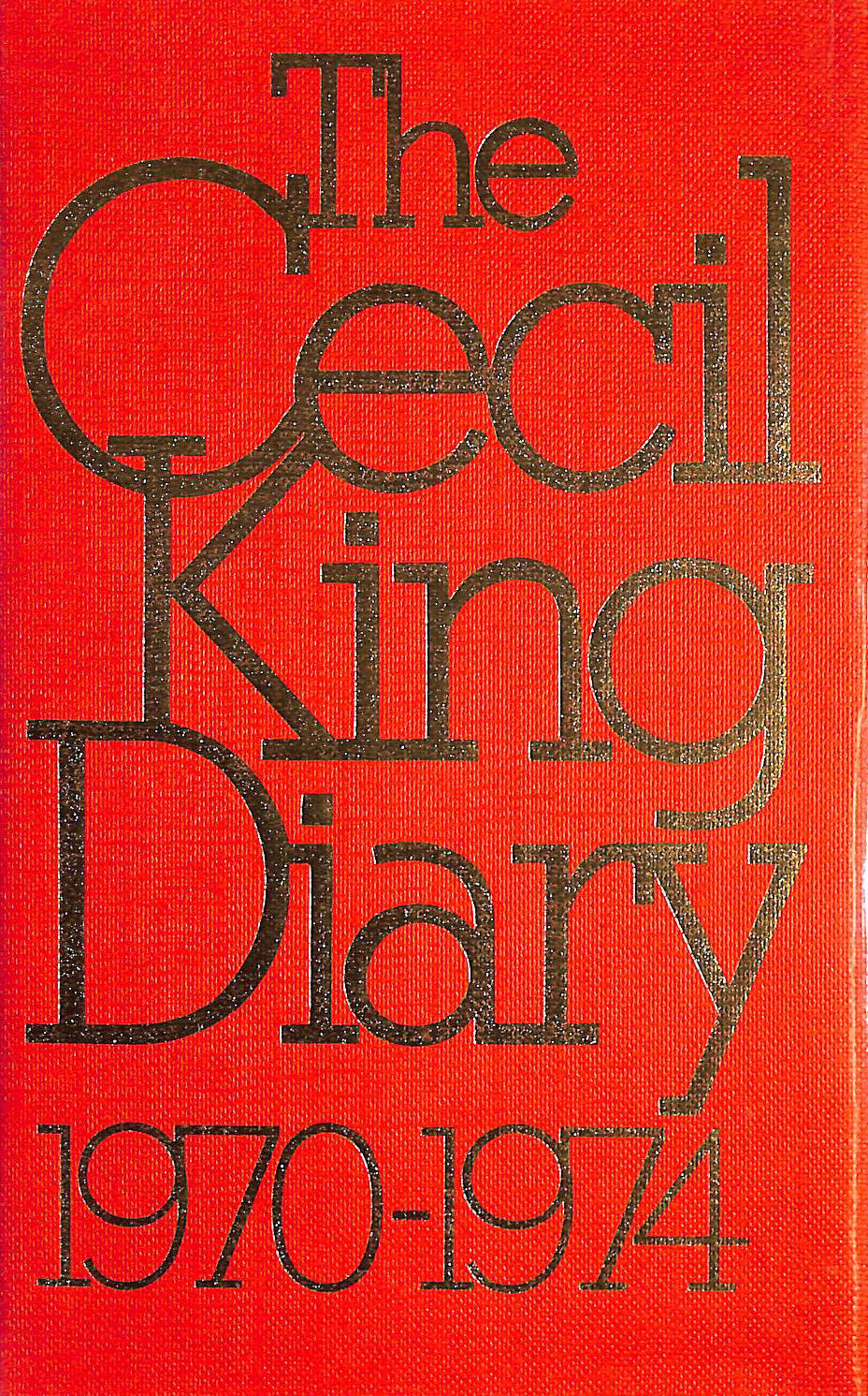 Image for Diary 1970-74