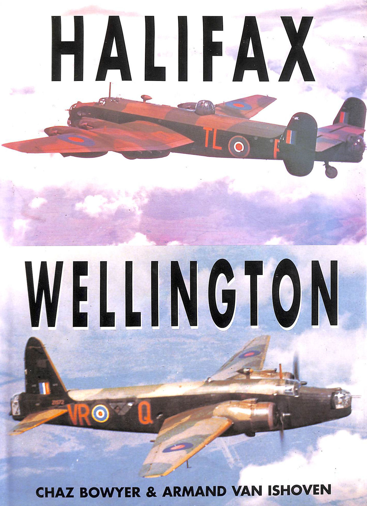 Image for Halifax and Wellington