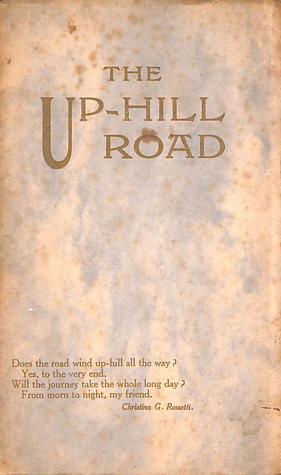 Image for The Up-Hill Road
