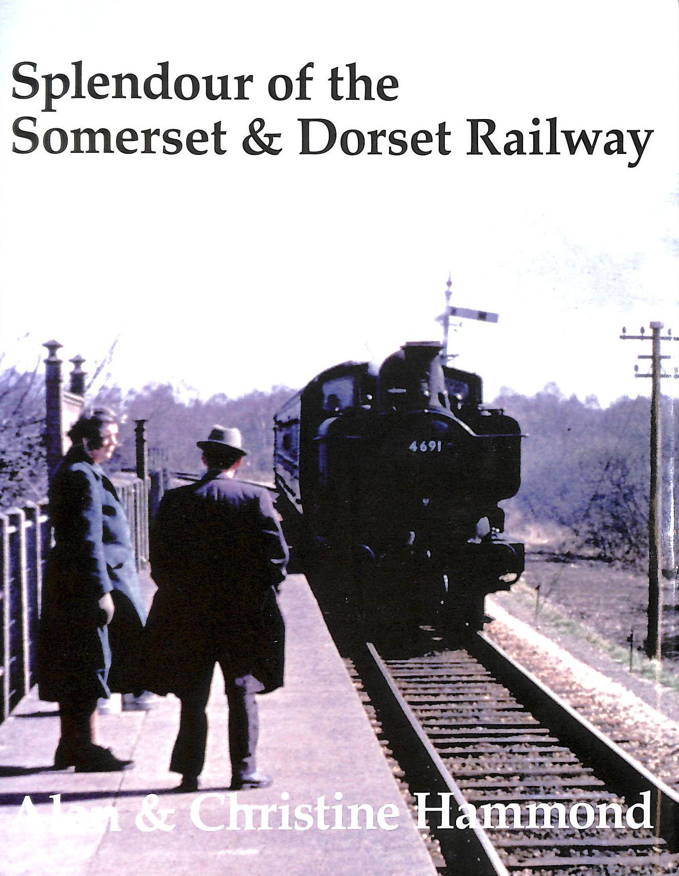Image for Splendour of the Somerset & Dorset Railway