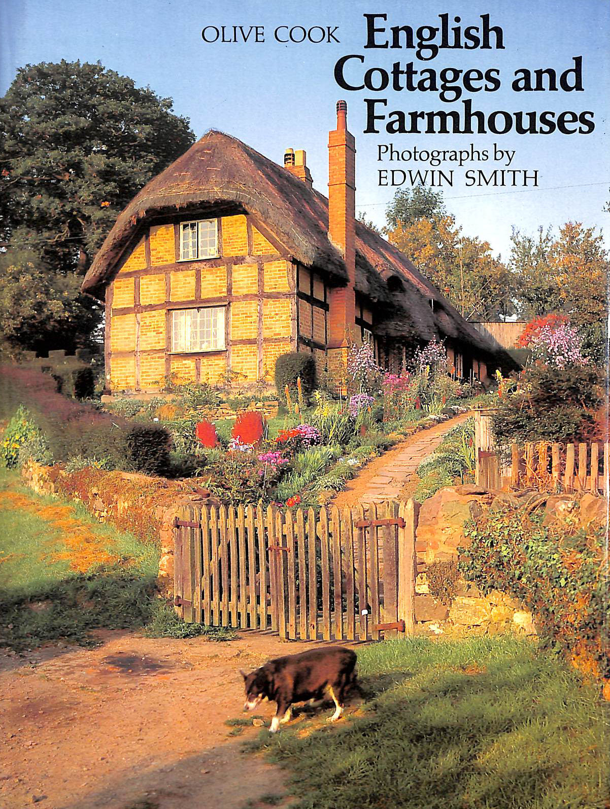Image for English Cottages and Farmhouses