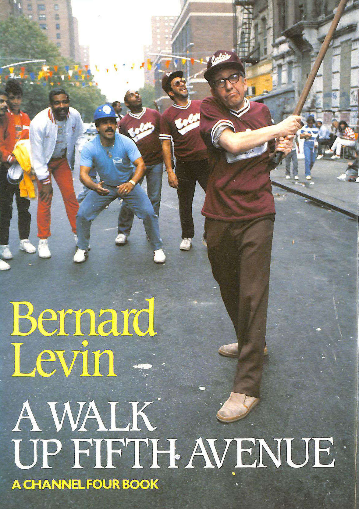 Image for A Walk Up Fifth Avenue: A Channel Four Book