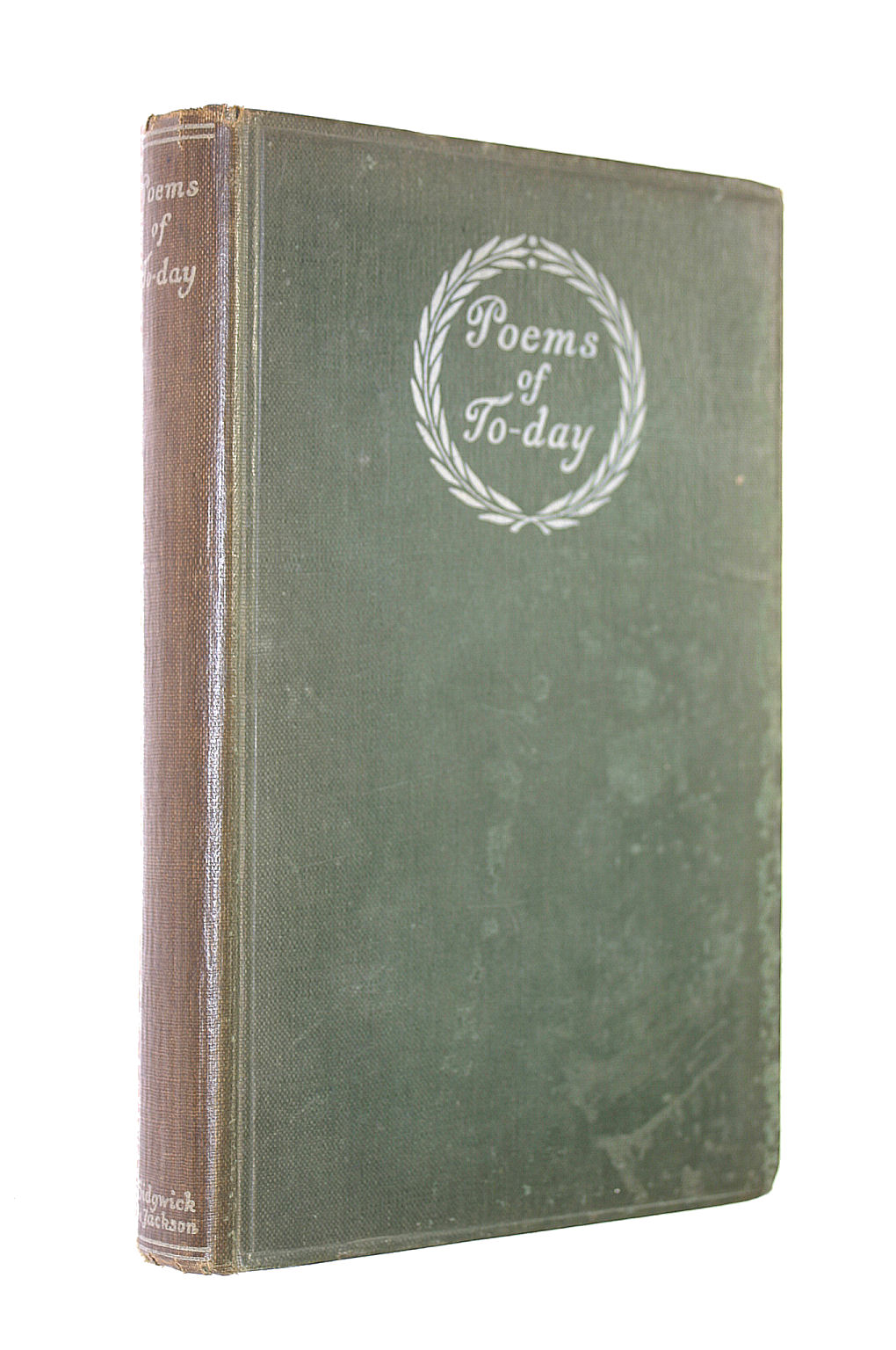 Image for Poems of to-day: an anthology.