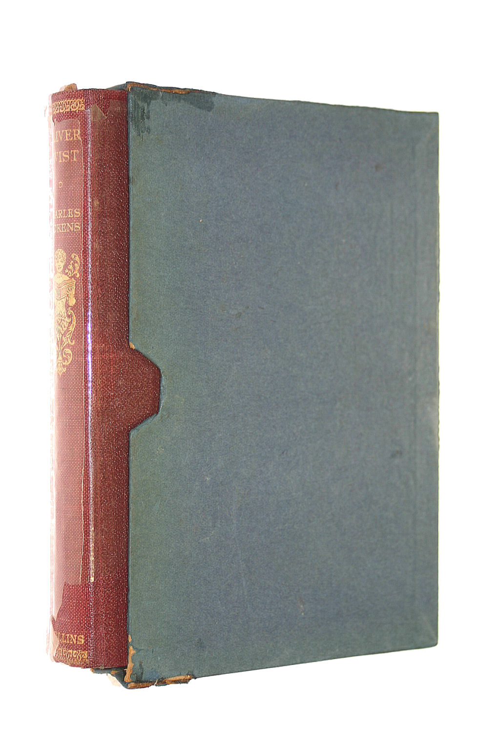 Image for Oliver Twist (Library of Classics)
