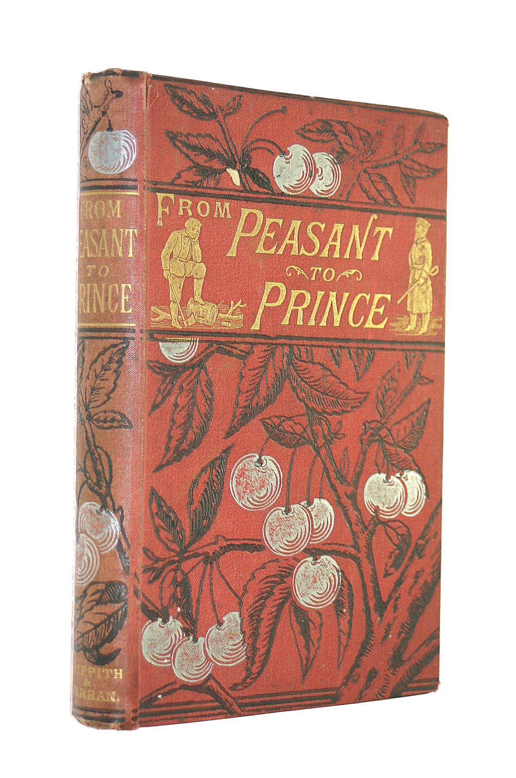 Image for From Peasant to Prince: The Life of Alexander Menschikoff