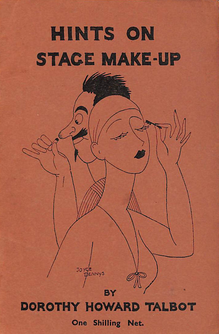 Image for Hints on Stage Make-Up