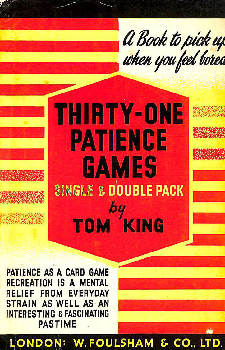 Image for Thirty-One Patience Games