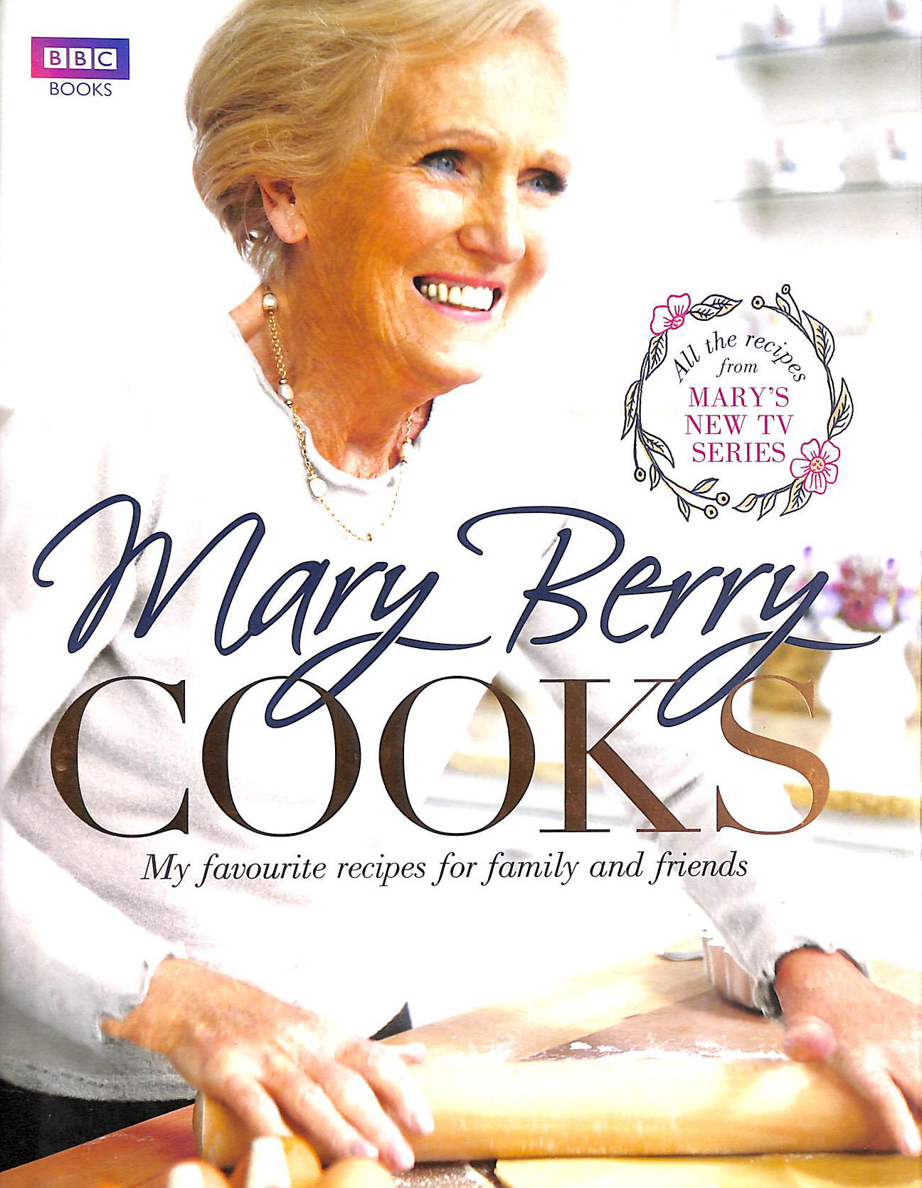 Image for Mary Berry Cooks
