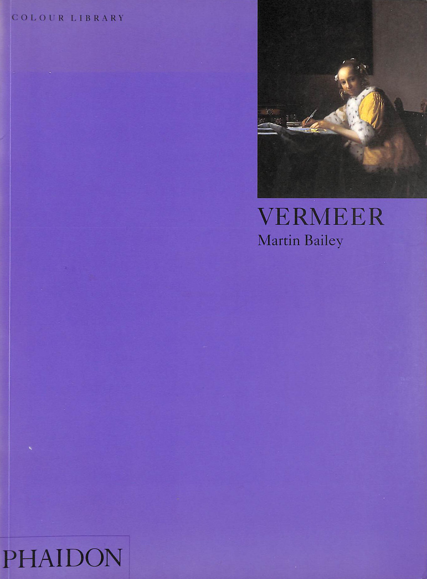 Image for Vermeer (Colour library)