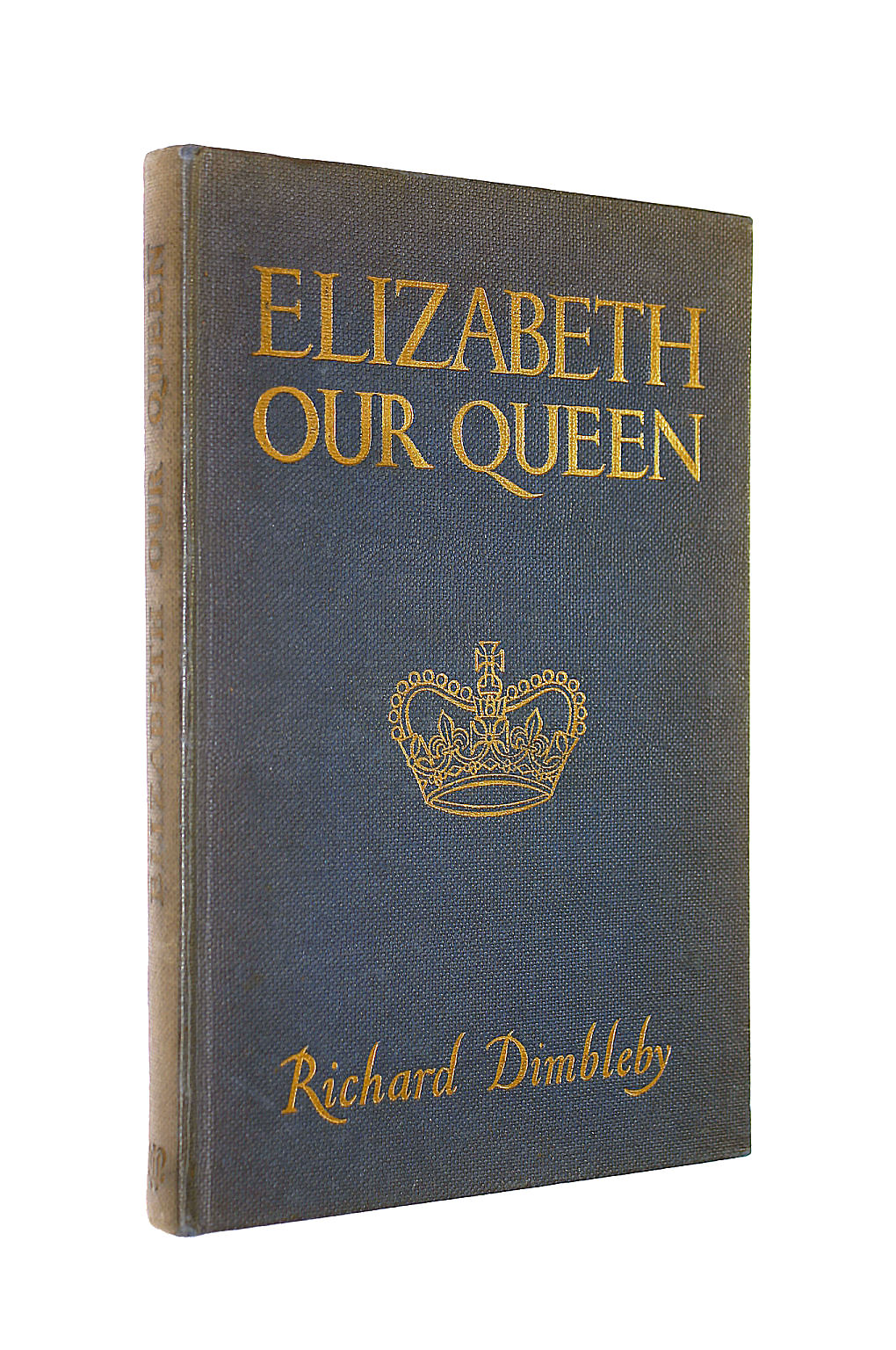 Image for Elizabeth our Queen. With plates, including portraits