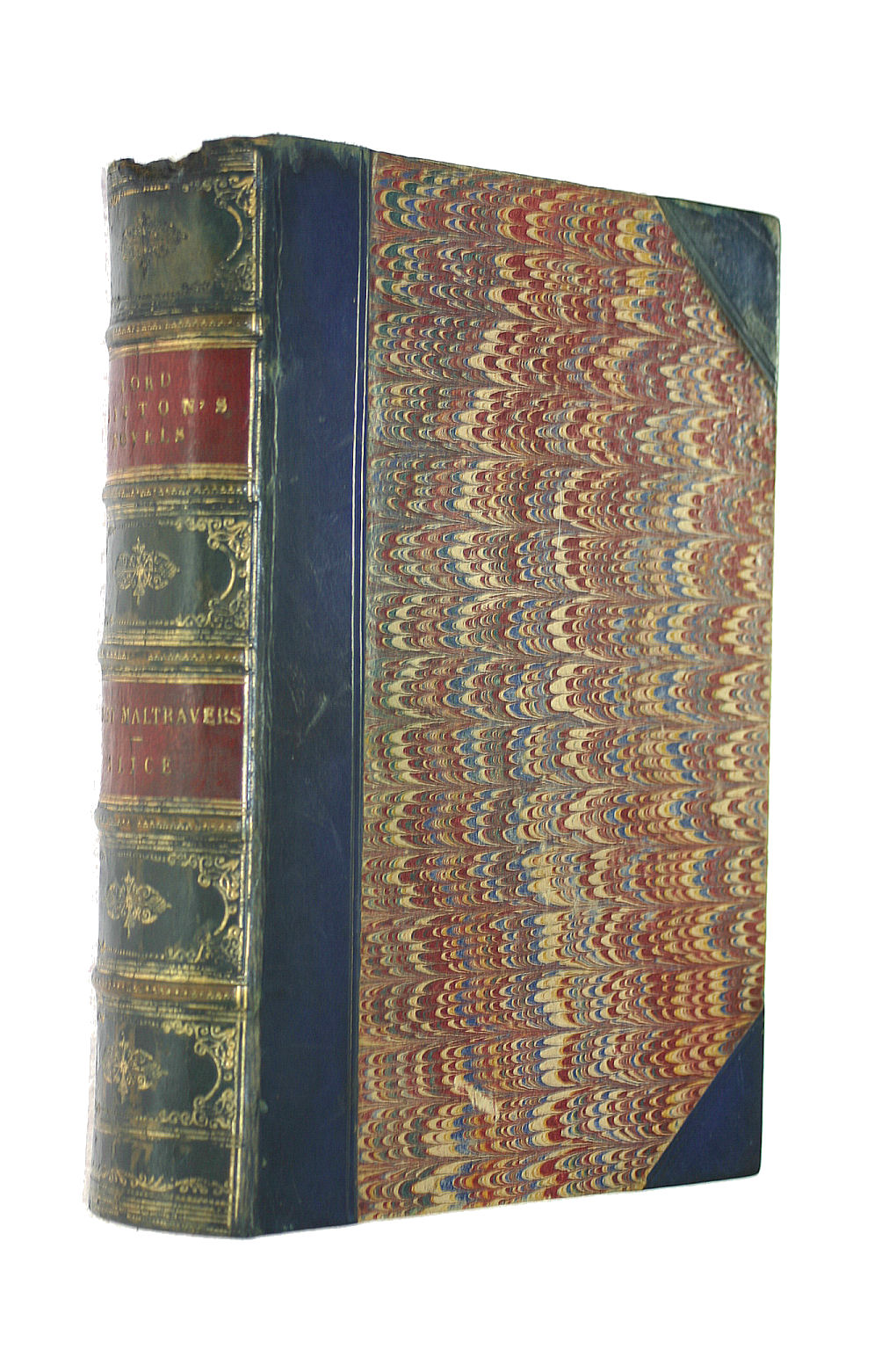 Image for Ernest Maltravers: Alice, or the Mysteries. 2 Volumes Bound in One