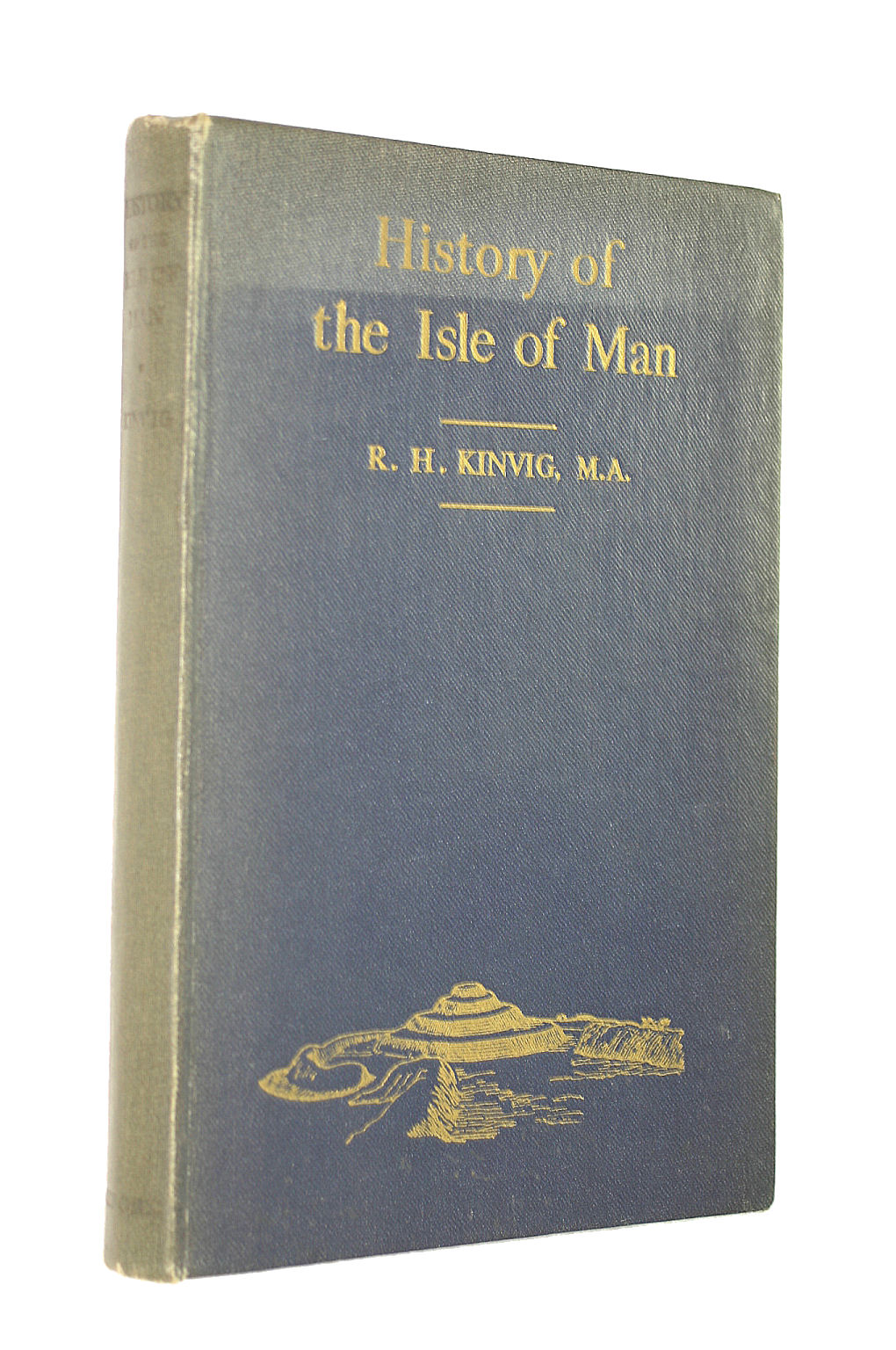 Image for A History of the Isle of Man