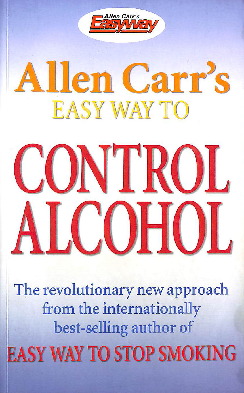 Image for Easy Way to Control Alcohol (PB)