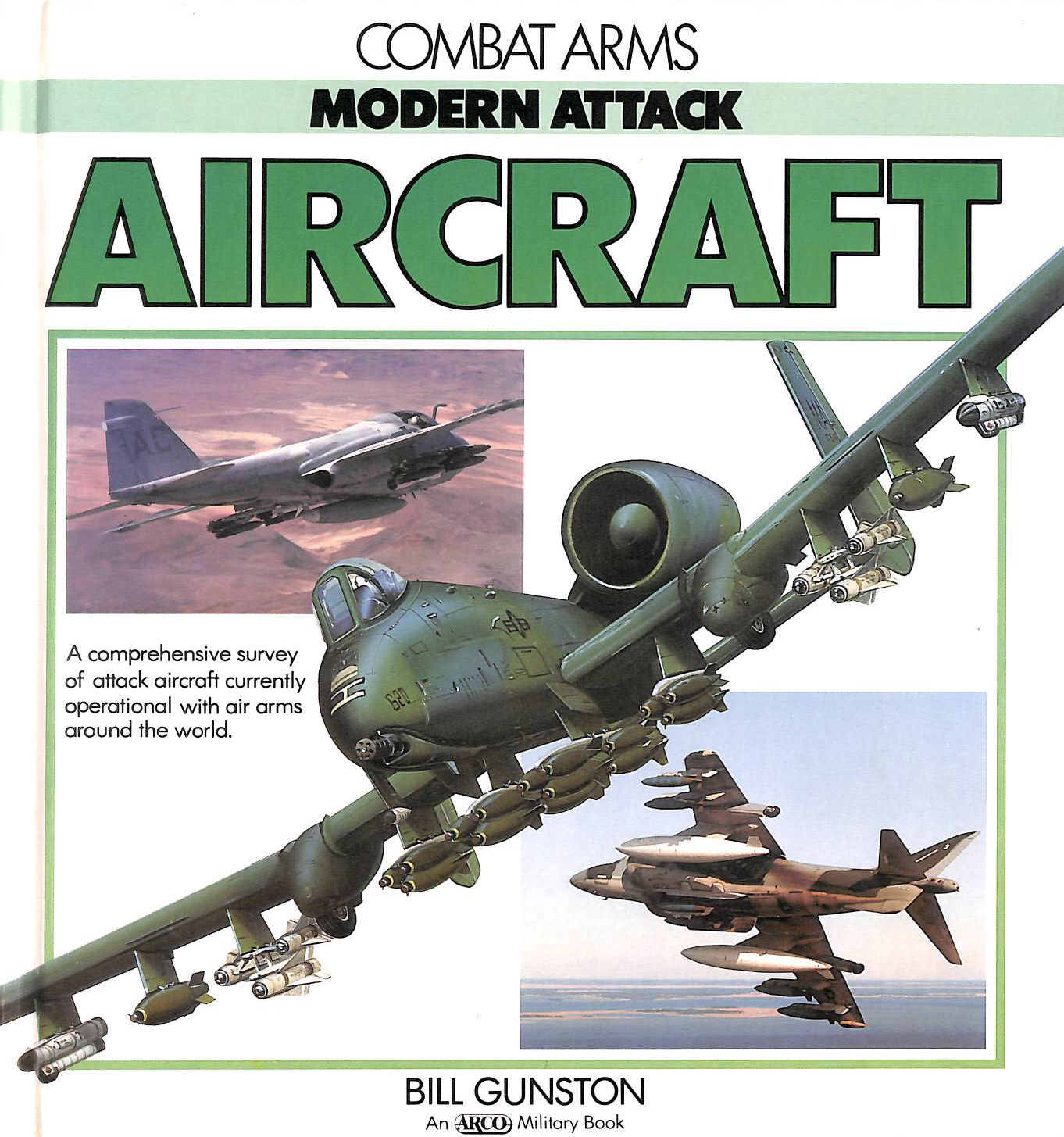 Image for Modern Attack Aircraft (Combat Arms)