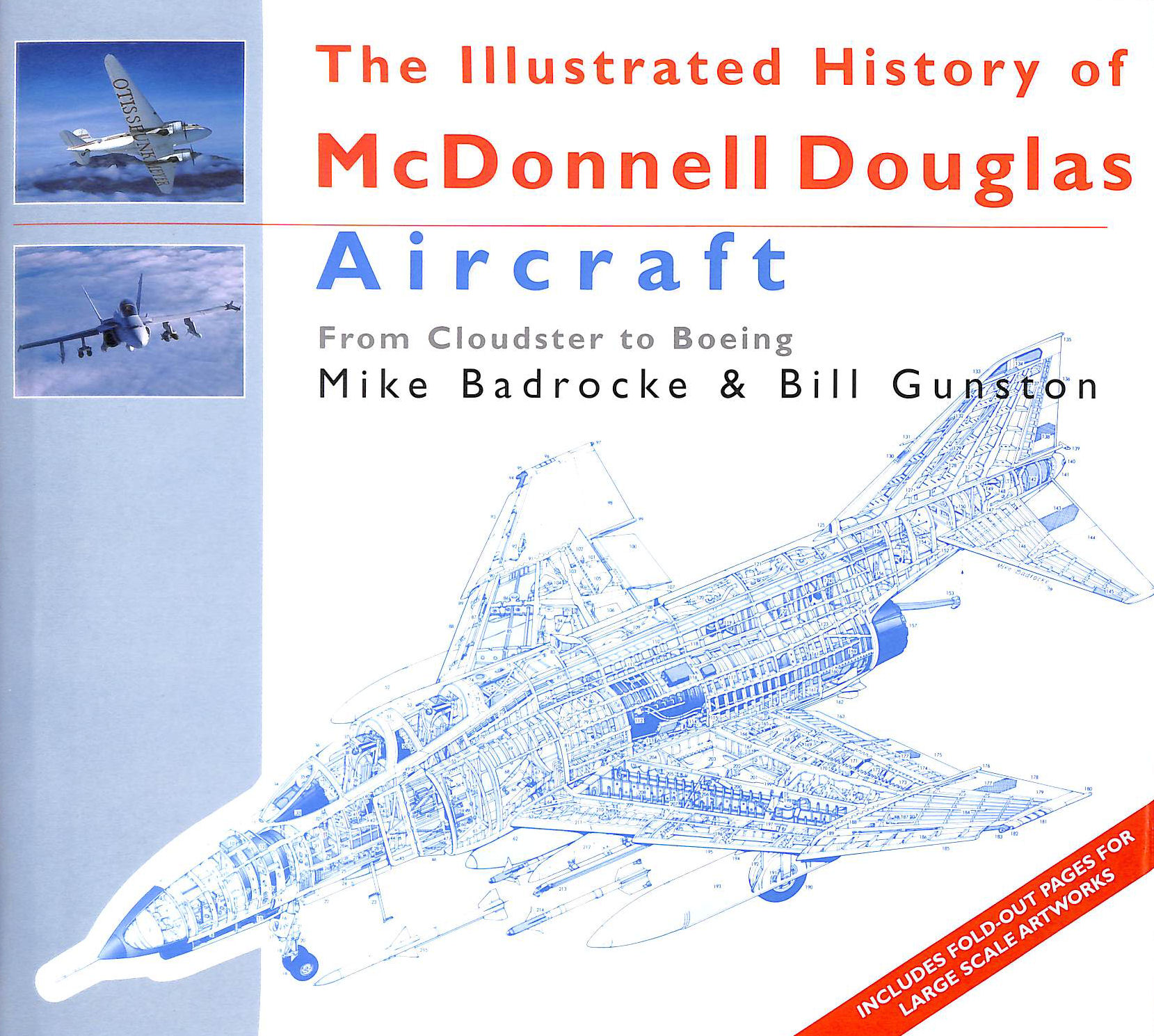 Image for The Illustrated History of McDonnell Douglas Aircraft