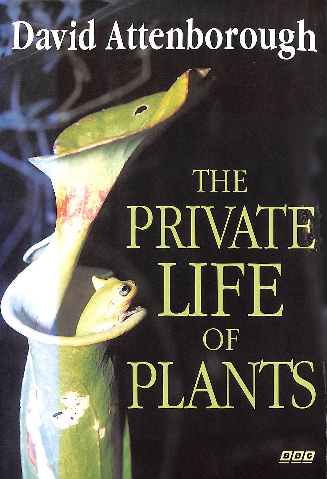 Image for The Private Life of Plants: A Natural History of Plant Behaviour