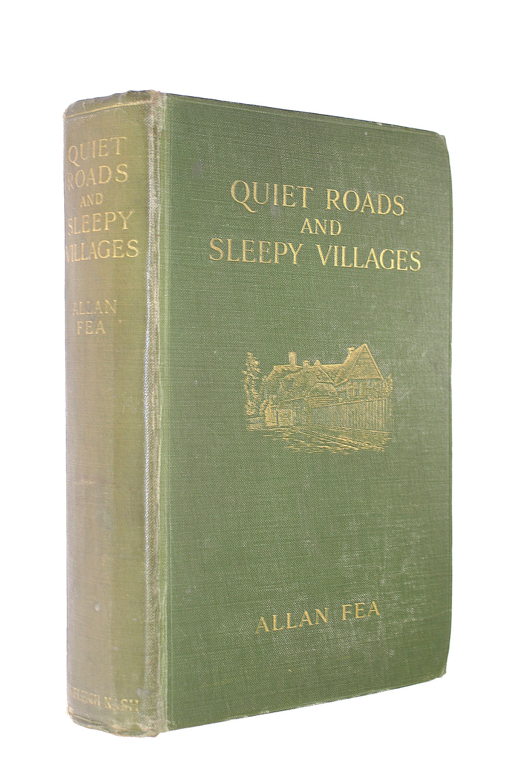 Image for Quiet Roads and Sleepy Villages