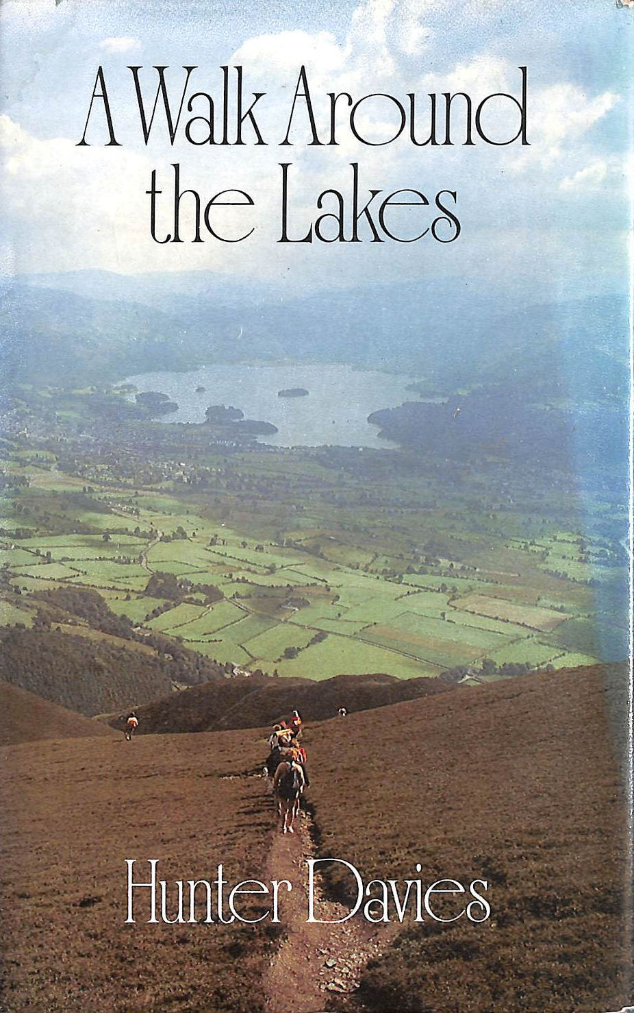 Image for Walk Around the Lakes