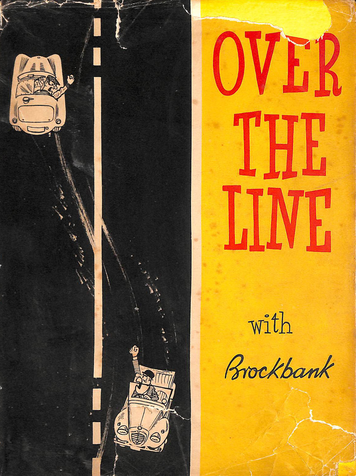 Image for Over the Line with Brockbank