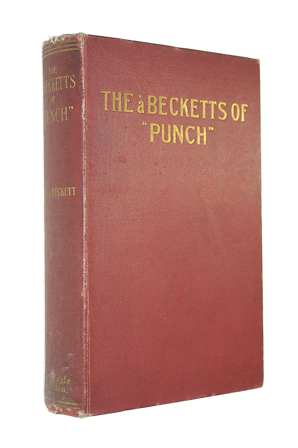 "Image for The a Becketts of ""Punch."" Memories of Father and Sons."