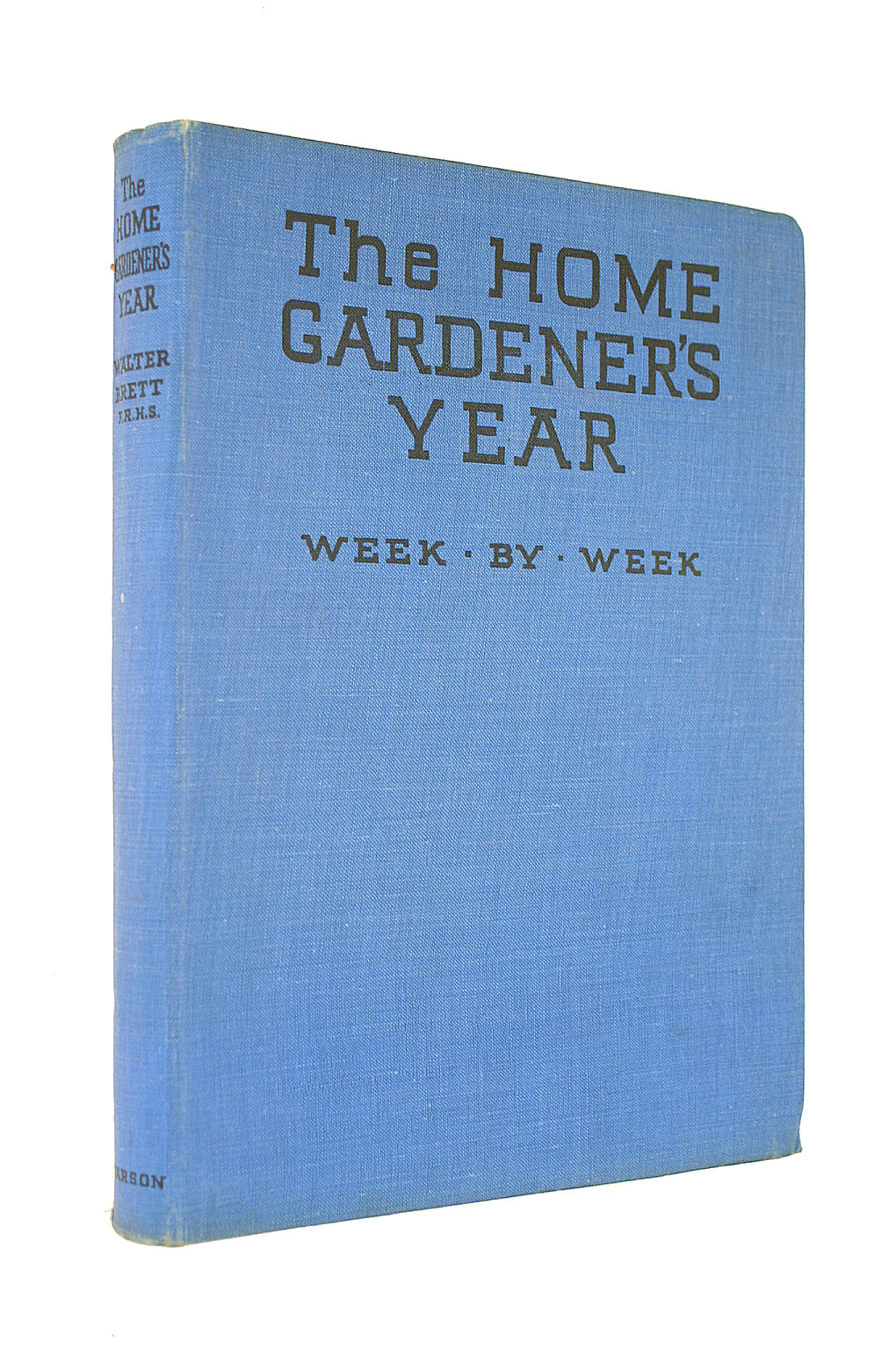 Image for The Home Gardener's Year