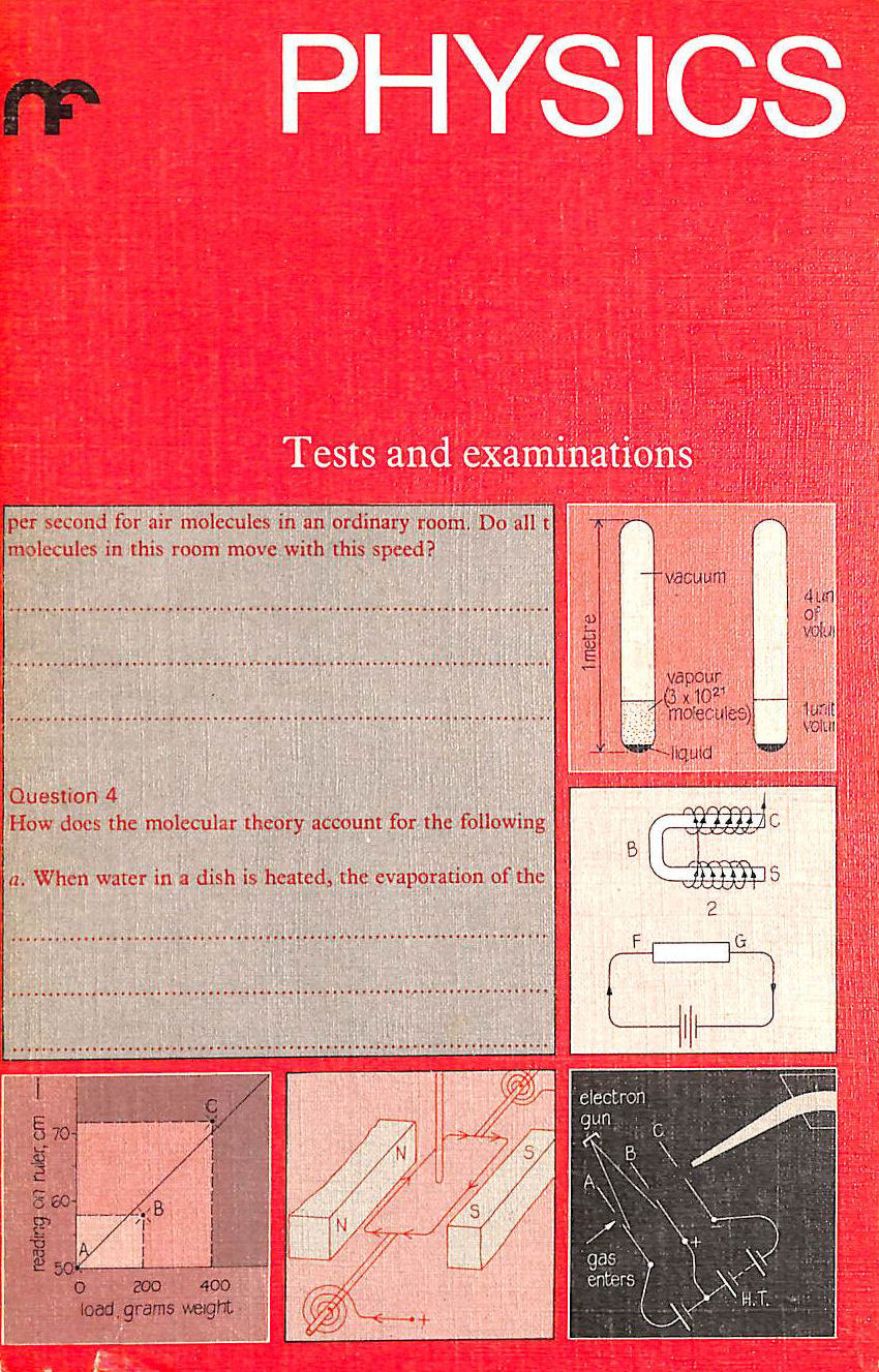 Image for Physics: Examination and Assessment (New Nuffield Science S.)