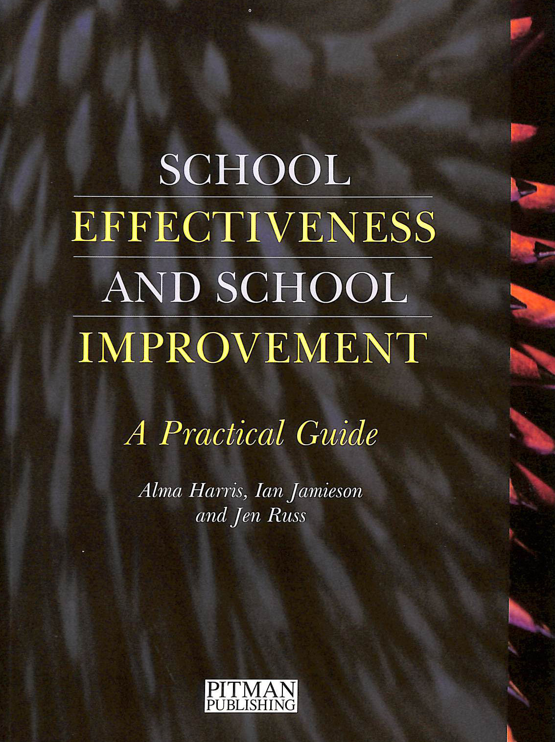Image for School Effectiveness and School Improvement: A Practical Guide for Schools