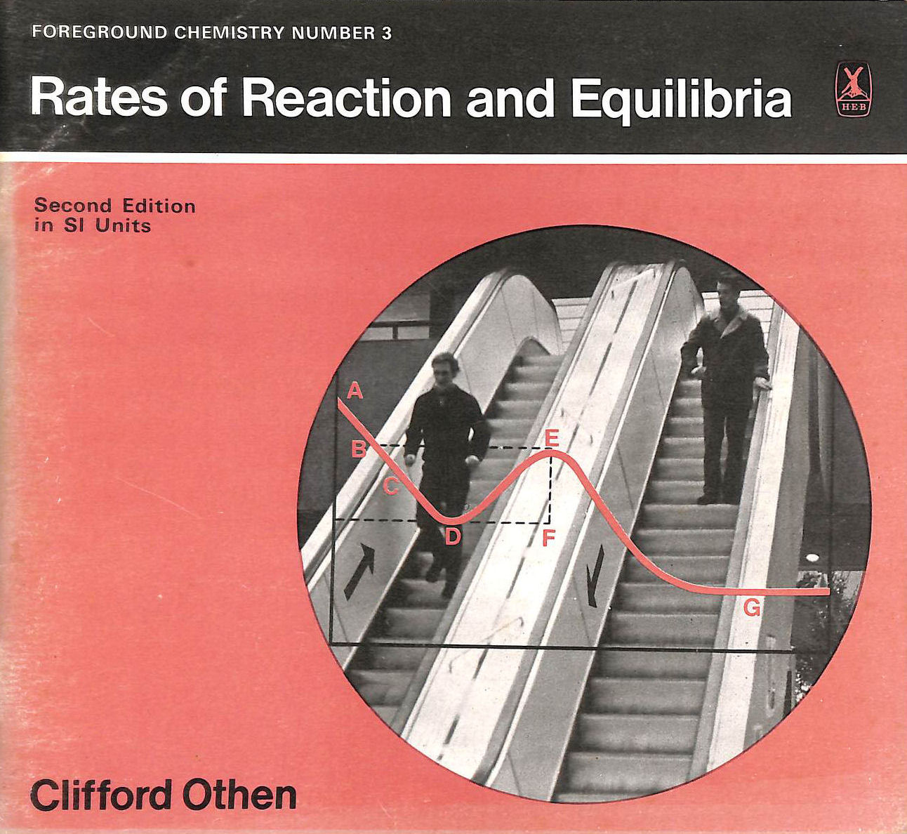 Image for Rates of Reaction and Equilibria (Foreground Chemistry)