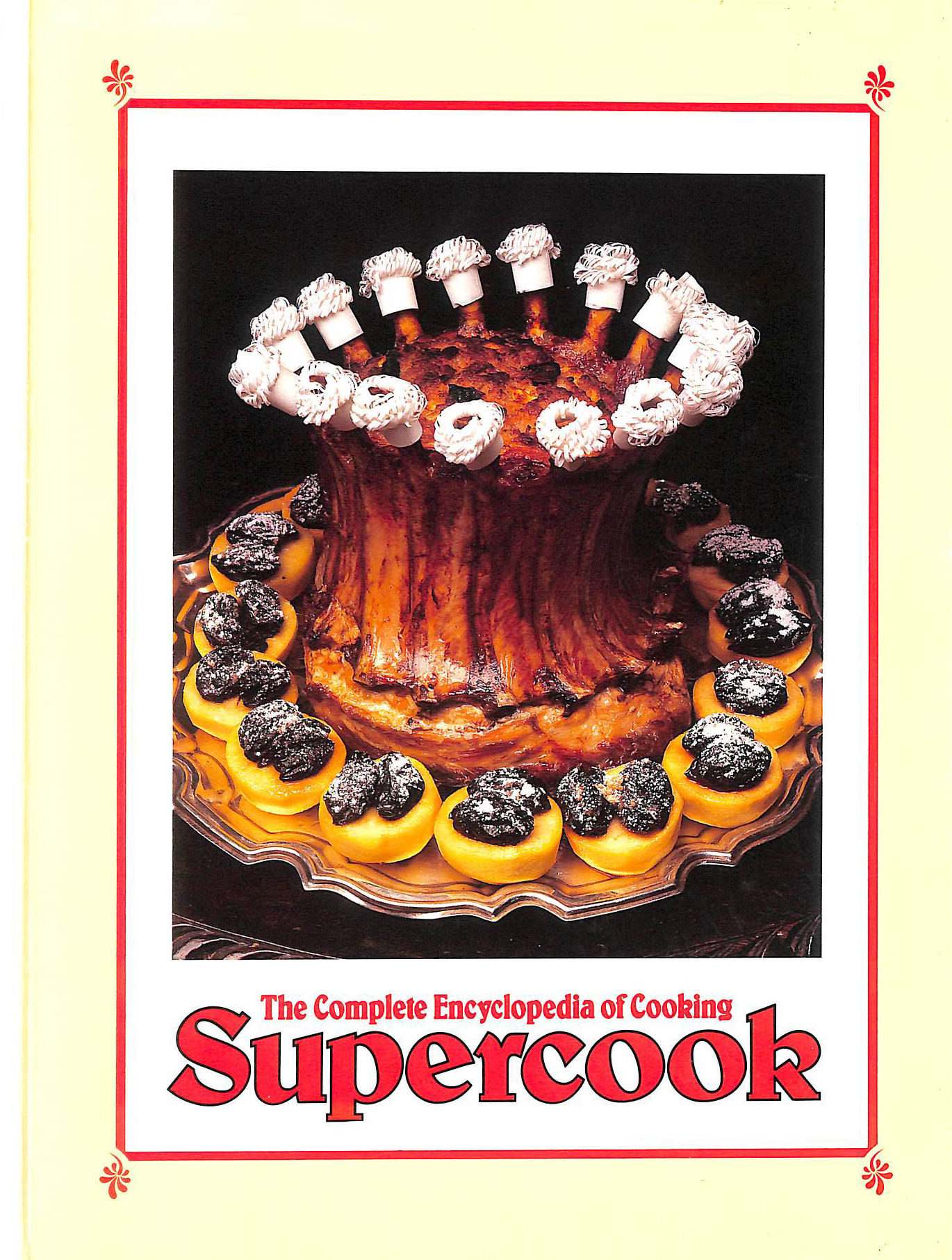 Image for The Complete Encyclopedia of Cooking. Supercook (Volume 1)