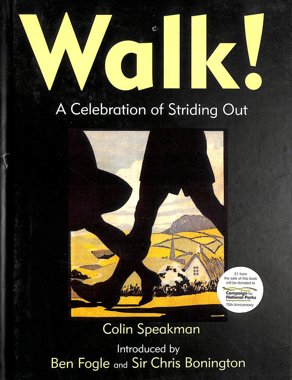 Image for Walk!: A Celebration of Striding Out