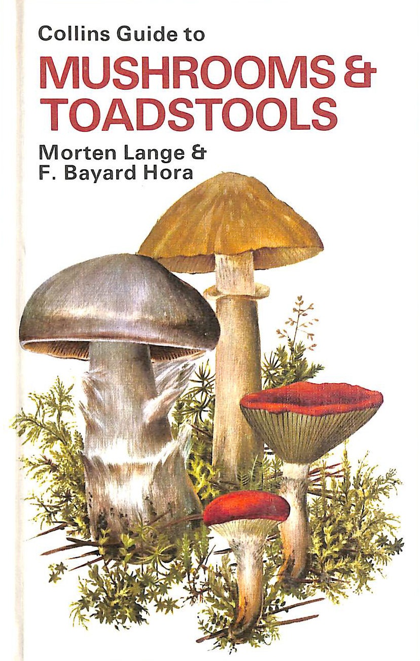 Image for Field Guide to Mushrooms and Toadstools (Collins Field Guide)