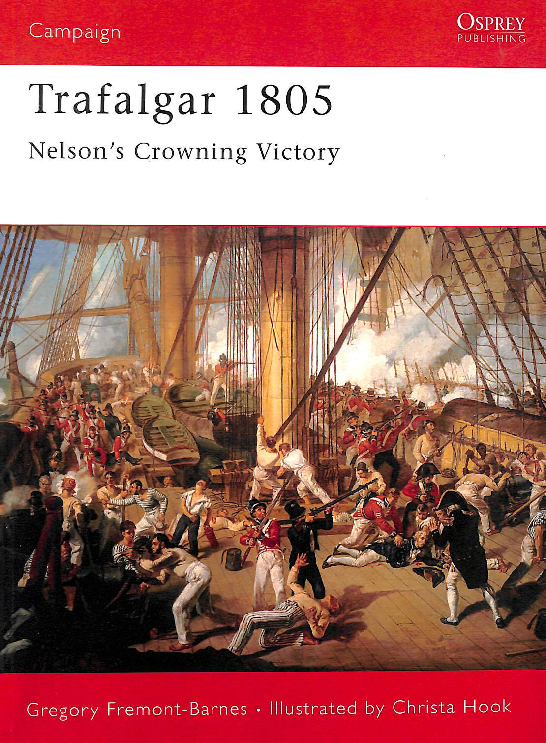 Image for Trafalgar 1805: Nelson's Crowning Victory (Campaign)