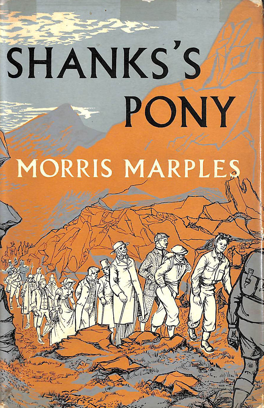 Image for Shanks's pony: A study of walking