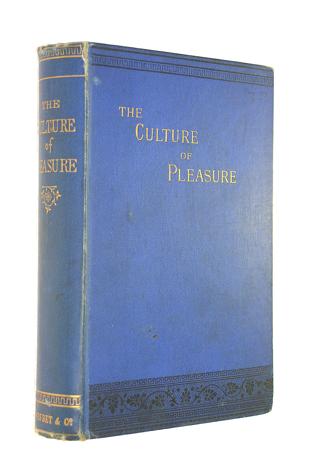 Image for The culture of pleasure or, The enjoyment of life in its social and religious aspects
