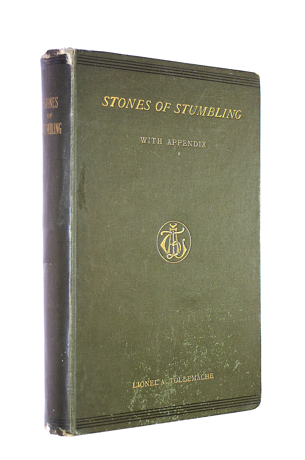 Image for Stones of stumbling