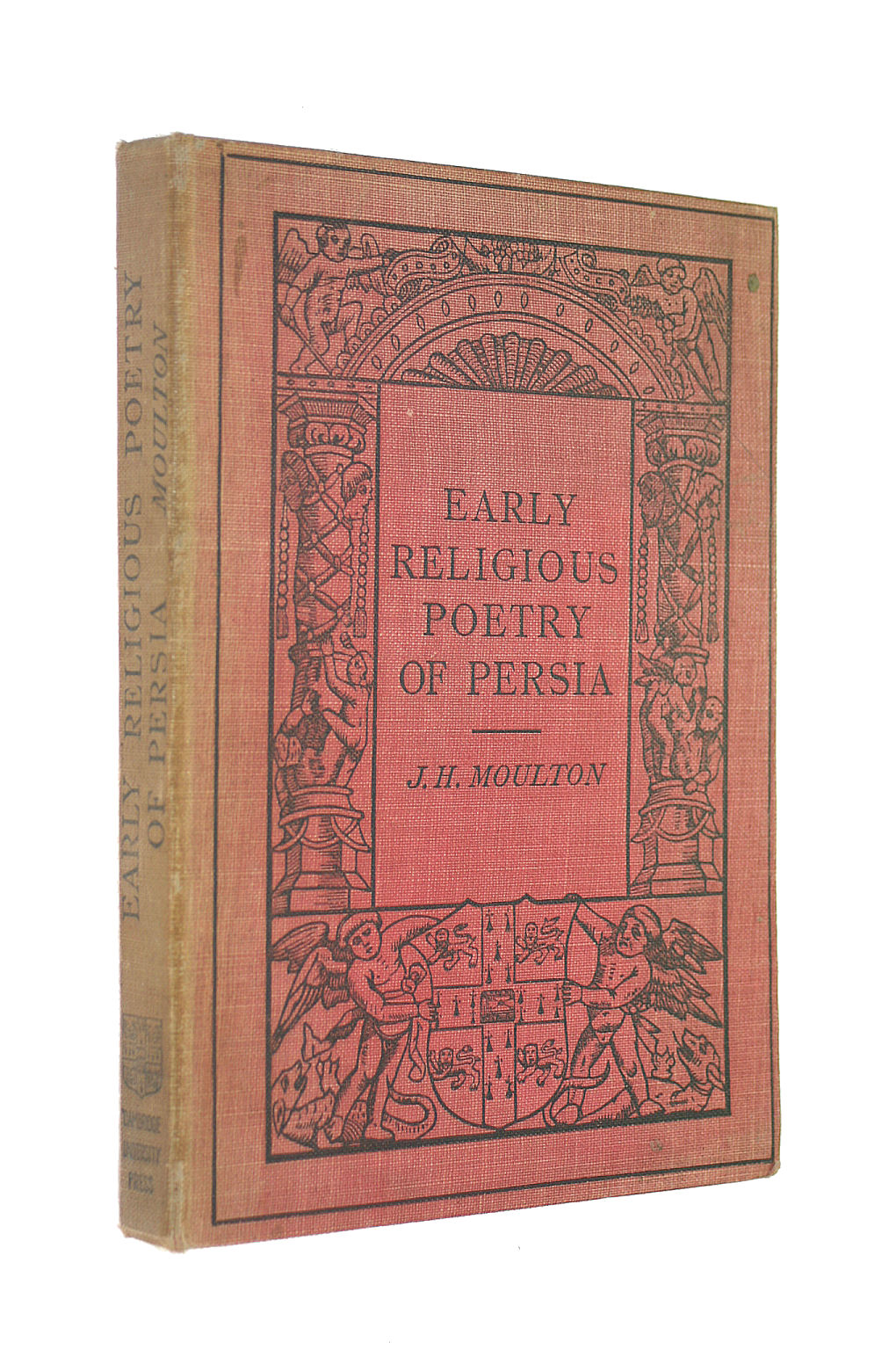 Image for Early Religious Poetry of Persia.