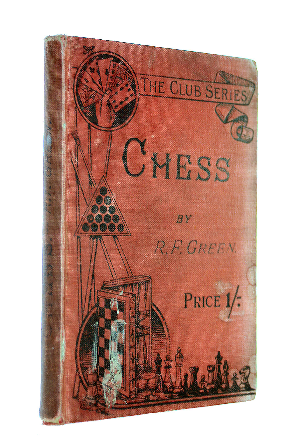 Image for Chess (Club series of card and table games)