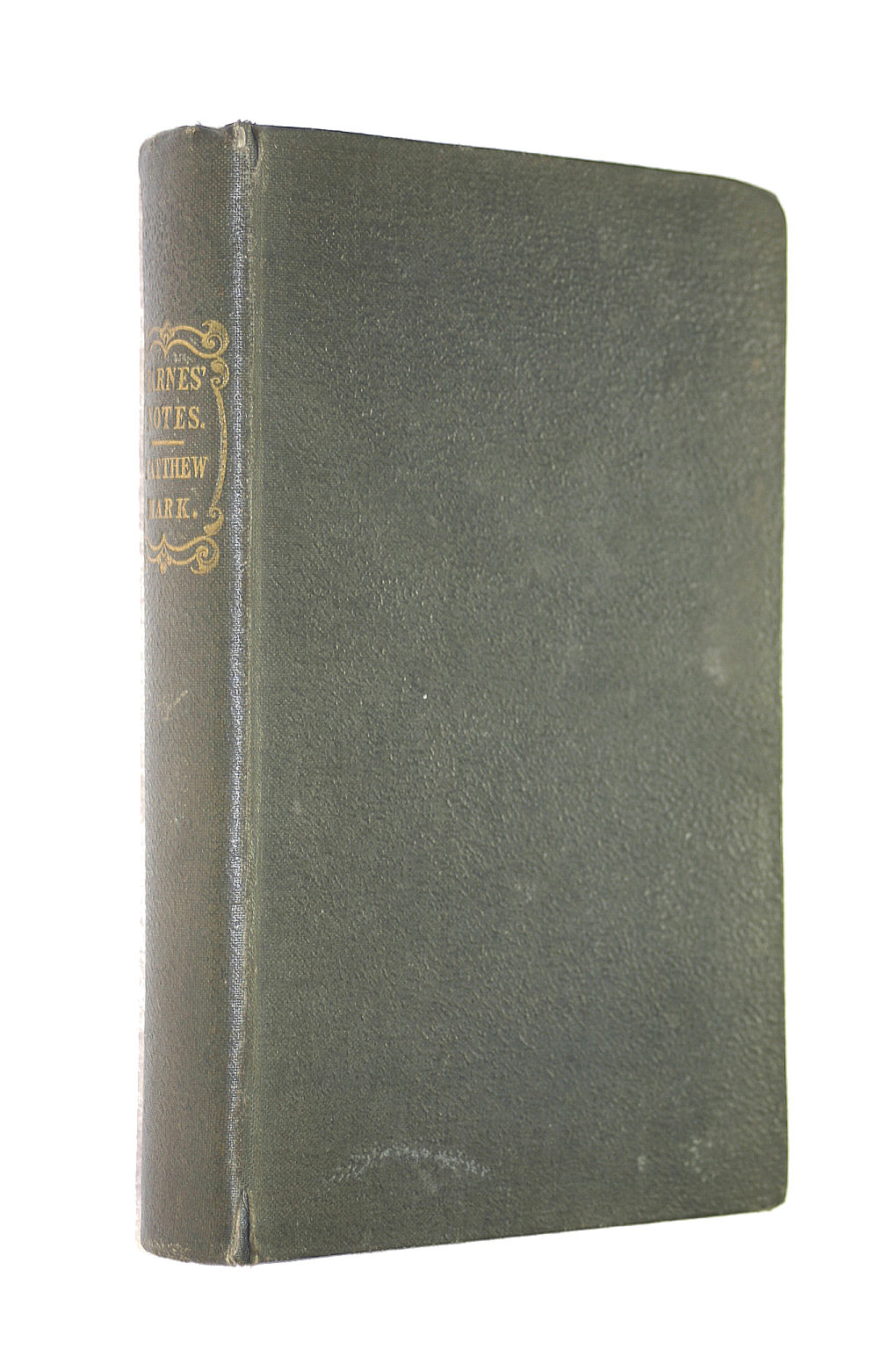 Image for Notes On The New Testament Explanatory And Practical, Vol.I, Matthew-Mark