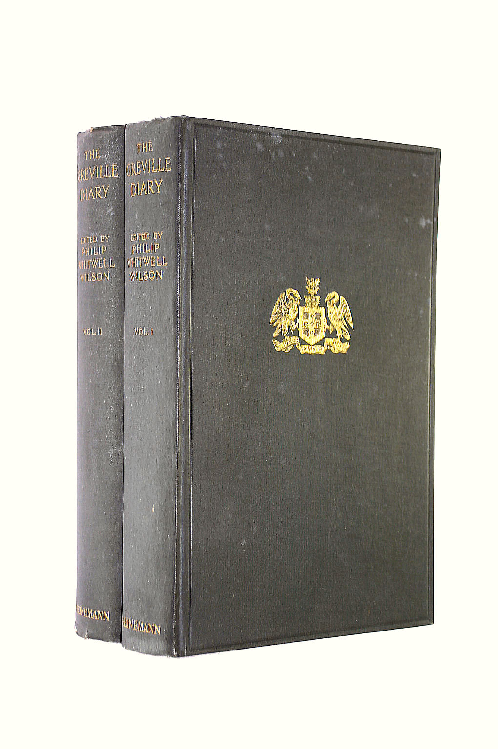 Image for The Greville Diary, Two Volumes: Including Passages Hitherto Withheld from Publication