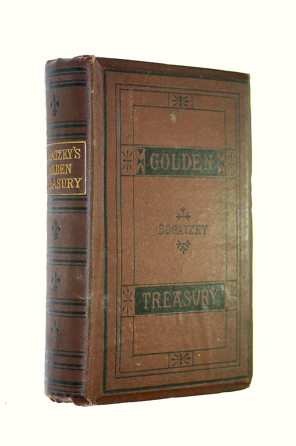 Image for A golden treasury for the children of God