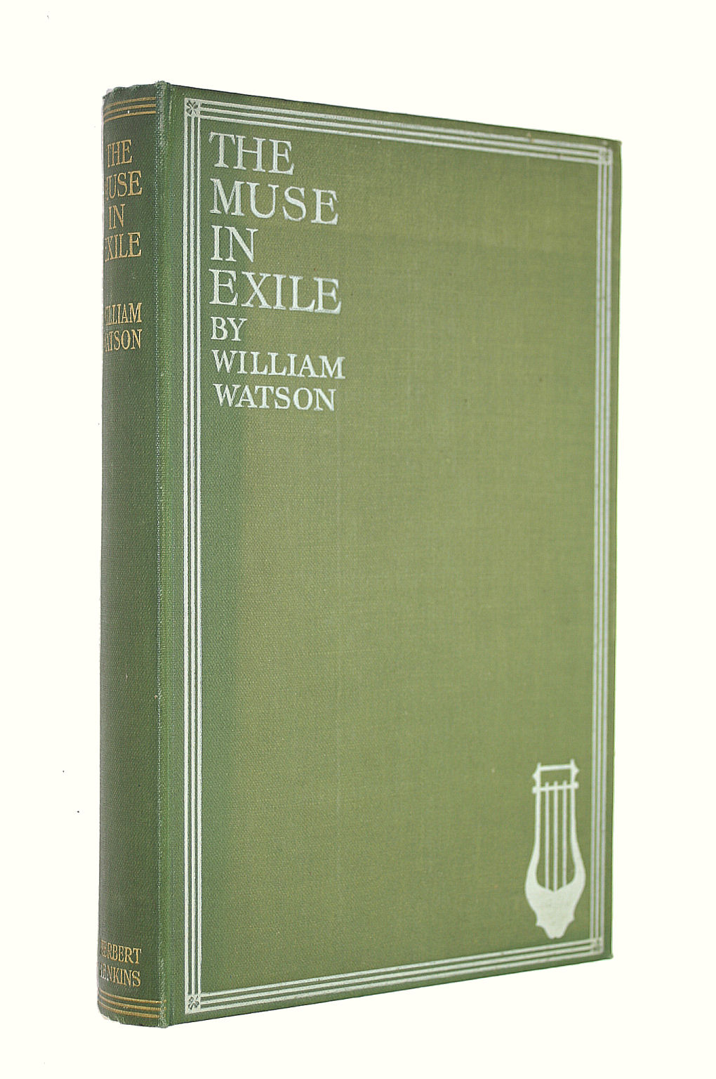 Image for The Muse in Exile