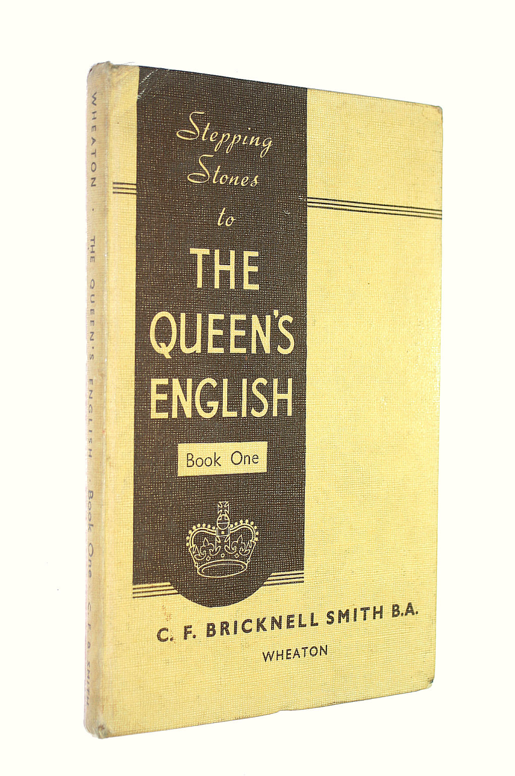 Image for Stepping stones to the Queen's English